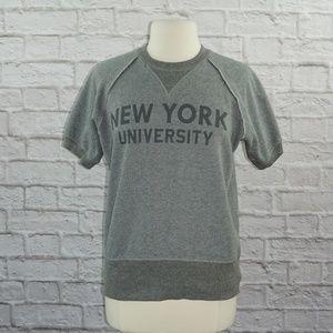 Vintage New York University Sweatshirt Medium